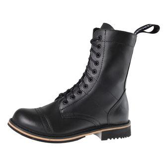 topánky dámske ALTER CORE - 10dírkové - Ohio - Black
