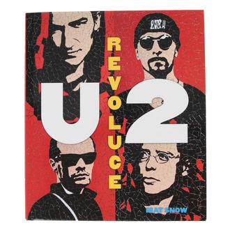 kniha U2 - Revolúcia, U2