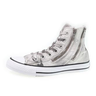 topánky dámske CONVERSE - Chuck Taylor AS Dual Zips Wash, CONVERSE