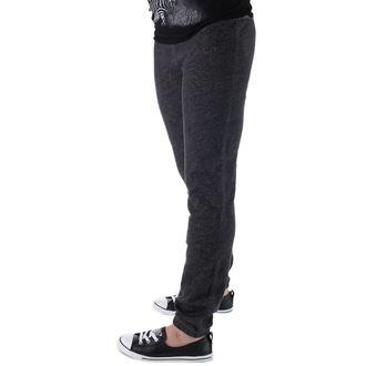 nohavice dámske (tepláky) CONVERSE - Awk GF Core Plus Slim - GREY / BLK, CONVERSE