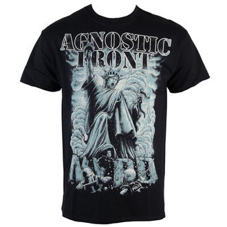 tričko pánske Agnostic Front - Frontsdale - Black - RAGEWEAR - 001TSS88