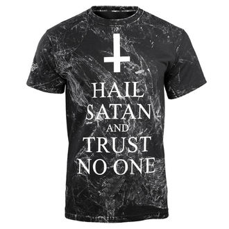 tričko pánske AMENOMEN - HAIL SATAN AND TRUST NO ONE, AMENOMEN