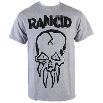tričko pánske Rancid - Squid Skull - Grey - RAGEWEAR, RAGEWEAR, Rancid