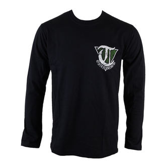 tričko pánske s dlhým rukávom Terror - Only Death - Black - RAGEWEAR, RAGEWEAR, Terror