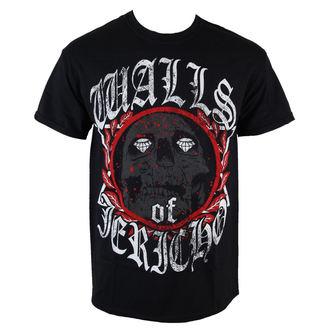 tričko pánske Walls Of Jericho - Diamont Skull - RAGEWEAR, RAGEWEAR, Walls of Jericho