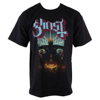 tričko pánske Ghost - Melior - Blk - ROCK OFF, ROCK OFF, Ghost