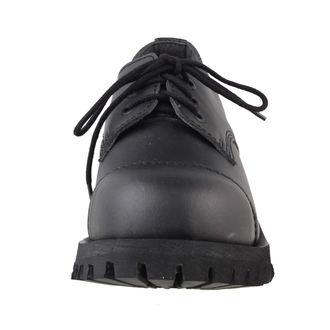 topánky ALTER CORE - 3dírkové - Vegetarian - Black, ALTERCORE