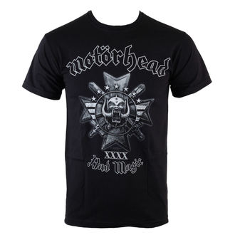 tričko pánske Motörhead - Bad Magic - Blk - ROCK OFF - MHEADTEE29MB