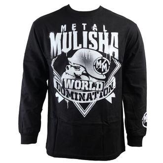 tričko pánske s dlhým rukávom METAL MULISHA - Mist, METAL MULISHA