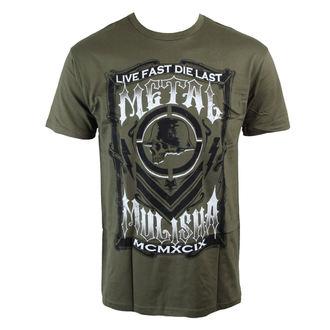 tričko pánske METAL MULISHA - Die Last, METAL MULISHA