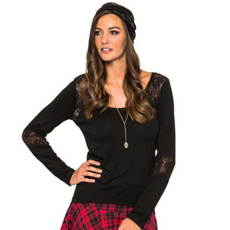 tričko dámske -top- s dlhým rukávom METAL MULISHA - Rival, METAL MULISHA