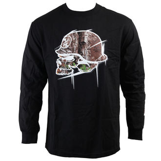 tričko pánske s dlhým rukávom METAL MULISHA - Hideout, METAL MULISHA