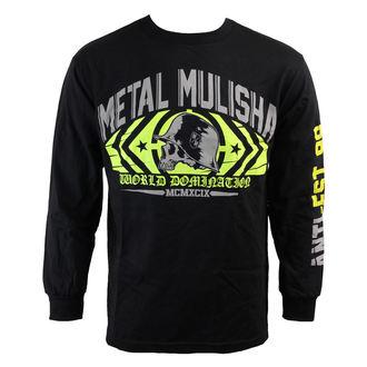 tričko pánske s dlhým rukávom METAL MULISHA - Headrush, METAL MULISHA