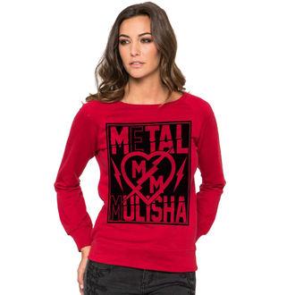 mikina dámska METAL MULISHA - Rock It, METAL MULISHA