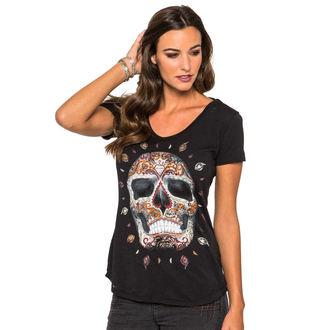 tričko dámske METAL MULISHA - Spade, METAL MULISHA