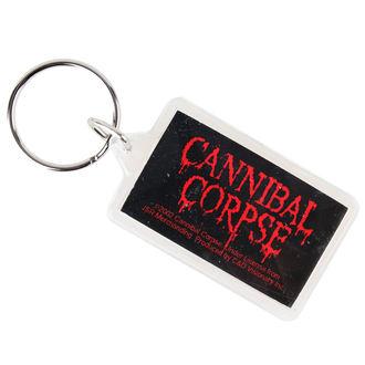 kľúčenka (prívesok) Cannibal Corpse - Logo, C&D VISIONARY, Cannibal Corpse