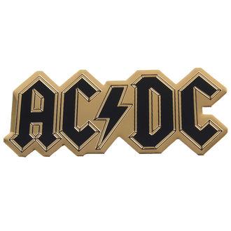 nálepka stredná AC/DC - Logo, C&D VISIONARY, AC-DC