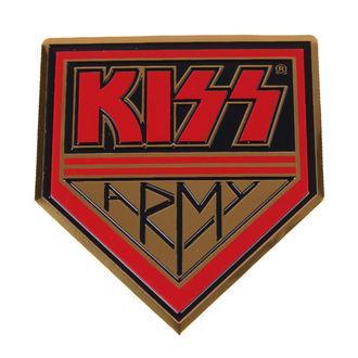 nálepka stredná Kiss - Army, C&D VISIONARY, Kiss