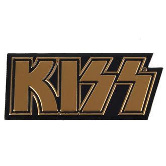 nálepka malá Kiss - Logo, C&D VISIONARY, Kiss
