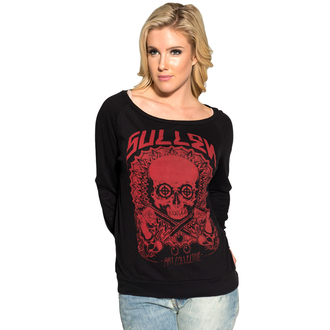 tričko dámske s dlhým rukávom SULLEN - Psychedelic, SULLEN