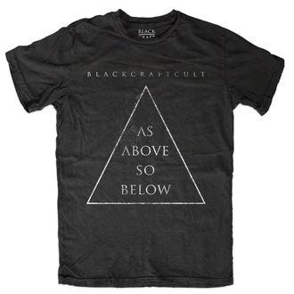 tričko pánske BLACK CRAFT - As Above So Below - Black
