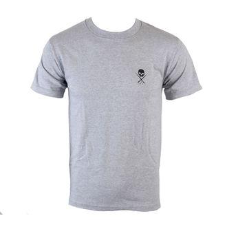 tričko pánske SULLEN - Standard Issue - GRY / BLK