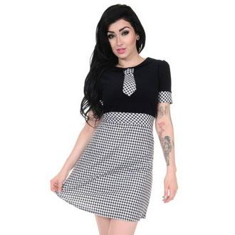 šaty dámske 3RDAND56th - 60's Gingham Tie, 3RDAND56th