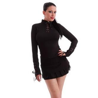 sukňa dámska NECESSARY EVIL - Milisha - Black, MILISHA