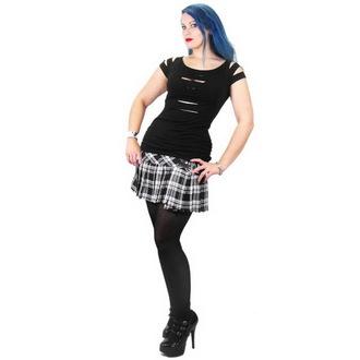 tričko dámske NECESSARY EVIL - Erinys Slashed - Black, NECESSARY EVIL