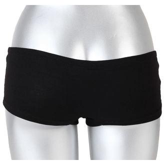nohavičky NECESSARY EVIL - Black Hot - Black, NECESSARY EVIL