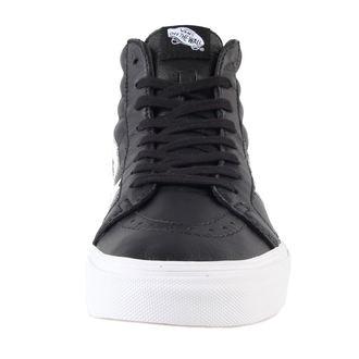 topánky pánske VANS - SK8-HI Reissue - Premium Leat - Black, VANS