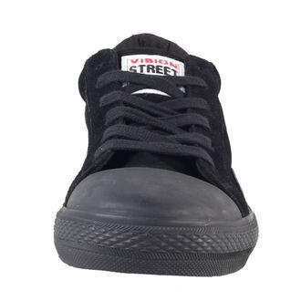 topánky pánske VISION - Suede Lo - Black / Black, VISION