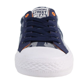 topánky dámske VISION - Canvas LO - Blue / Camo, VISION