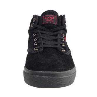 topánky pánske GLOBE - Motley - Black/Black/Red, GLOBE