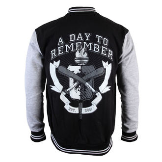 mikina pánske A Day To Remember - University - VICTORY, VICTORY RECORDS, A Day to remember