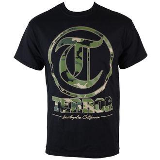 tričko pánske Terror - Camo Black - VICTORY, VICTORY RECORDS, Terror