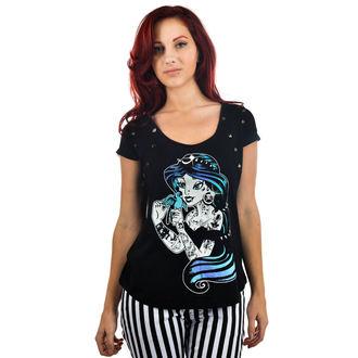 tričko dámske (top) TOO FAST - Gwen - Punk Rock Princess