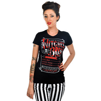 tričko dámske TOO FAST - Witches Brew, TOO FAST