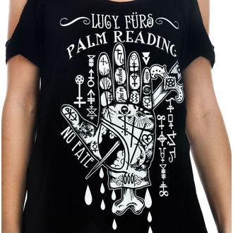 tričko dámske (top) TOO FAST - Lucy Furs Palm Read, TOO FAST