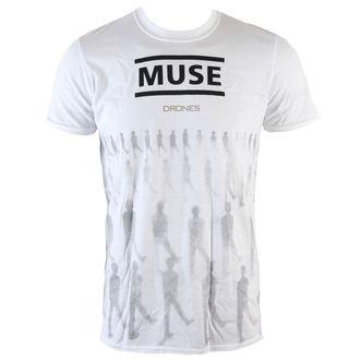 tričko pánske Muse - Drones - LIVE NATION, LIVE NATION, Muse
