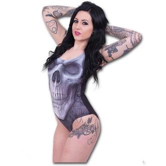 plavky dámske SPIRAL - Solemn Skull, SPIRAL