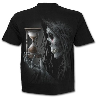 tričko pánske SPIRAL - Requiem - Black - T117M101