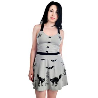 šaty dámske TOO FAST - Graveyard, TOO FAST