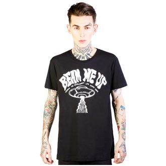 tričko pánske DISTURBIA - Beam - Black, DISTURBIA