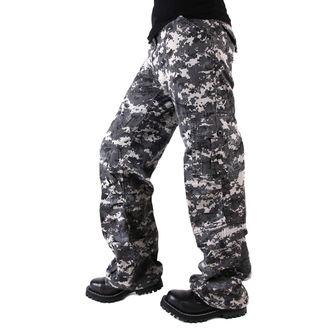 nohavice dámske ROTHCO - Paratrooper - Subdued Urban Digital, ROTHCO