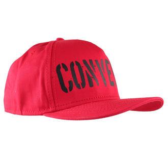 šiltovka CONVERSE - Stencil - Red, CONVERSE