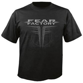 tričko pánske Fear Factory - GNXS - NUCLEAR BLAST, NUCLEAR BLAST, Fear Factory