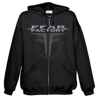 mikina pánska Fear Factory - GNXS - NUCLEAR BLAST, NUCLEAR BLAST, Fear Factory