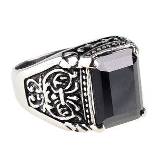prsteň ETNOX - Black Ornament, ETNOX