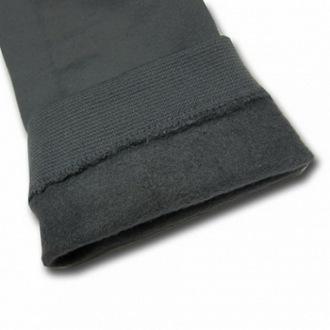 pančucháče zimný (termo) LEGWEAR - Hodvábny - Black - SHFLT